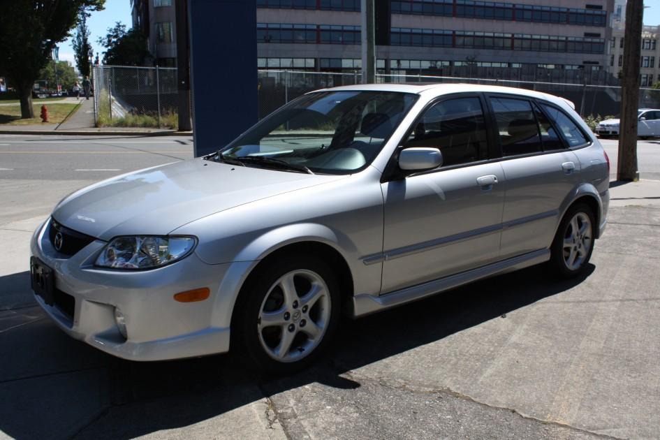 Rhodes Auto Sales >> 2002 Mazda Protege 5 (low km's!) - Forward Auto Gallery