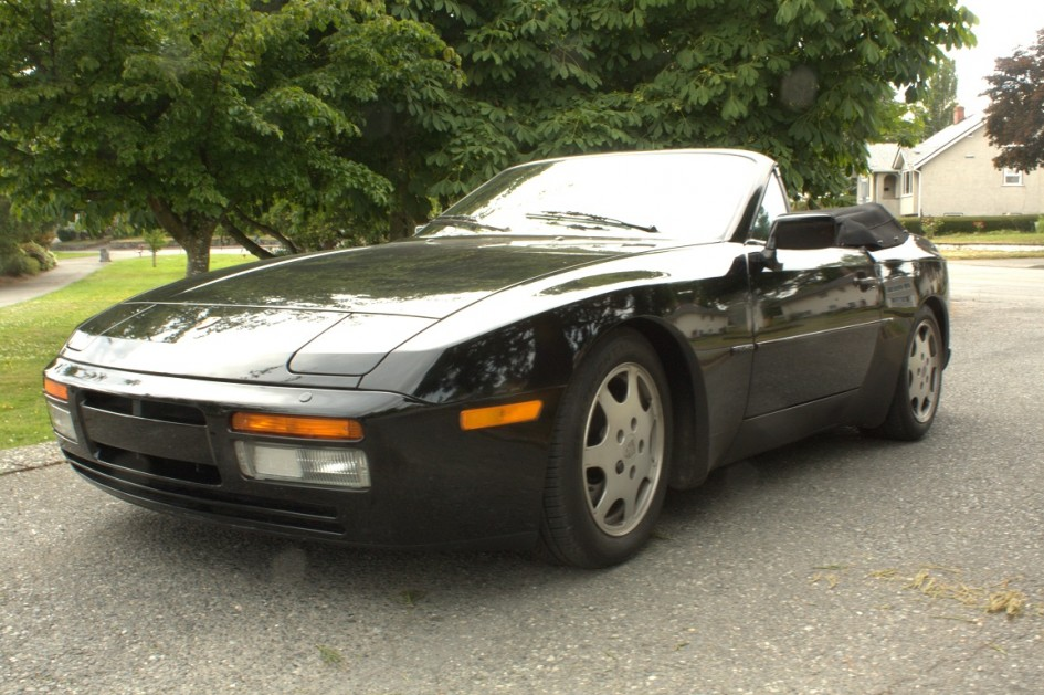 1990 porsche 944 s2 cabrio forward auto gallery. Black Bedroom Furniture Sets. Home Design Ideas