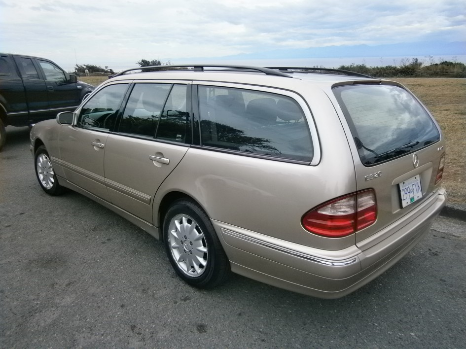 2000 mercedes benz e320 4matic wagon forward auto gallery