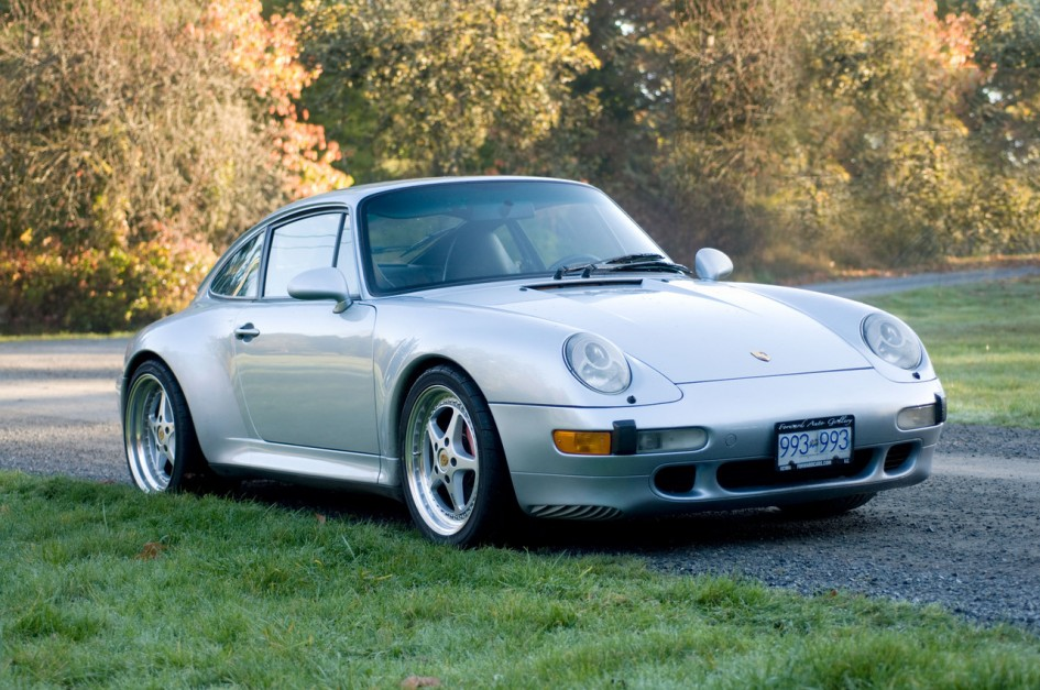 1996 Porsche 911 993 C4s Forward Auto Gallery