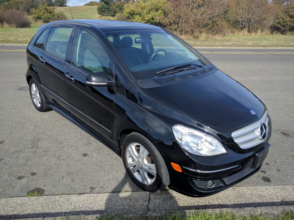 2007 MercedesBenz B200 Turbo  Forward Auto Gallery