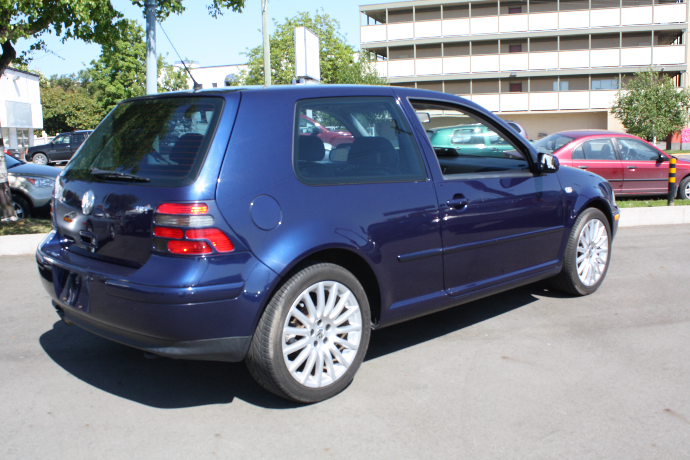 2005 Volkswagen Gti Forward Auto Gallery
