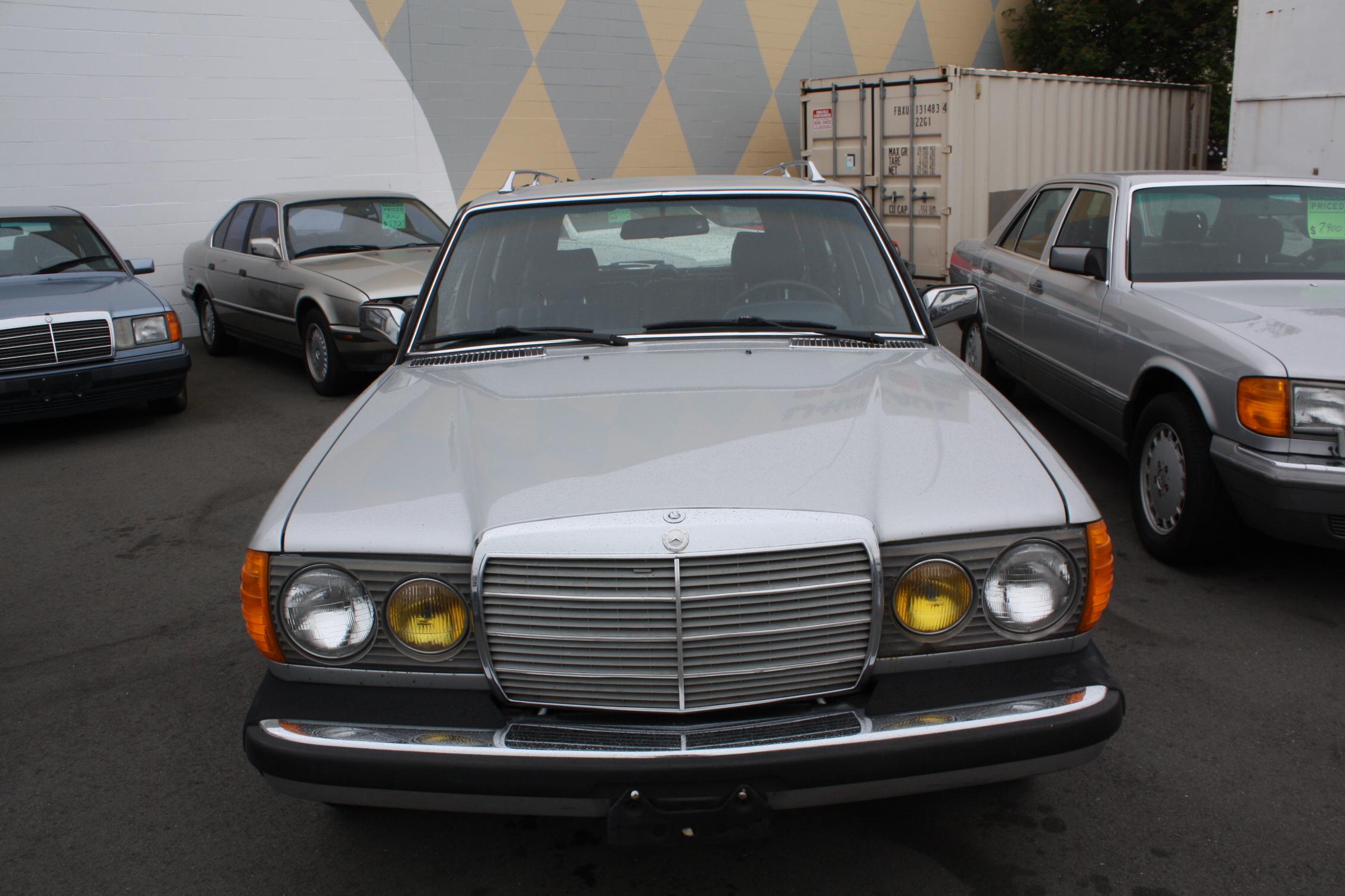 1981 Mercedes Benz 300 Td Forward Auto Gallery