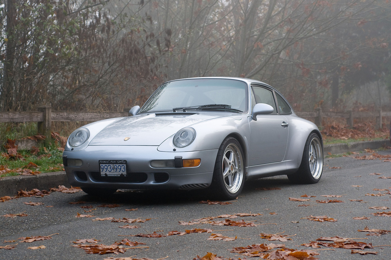 1996 Porsche 911 993 C4s Forward Auto Gallery
