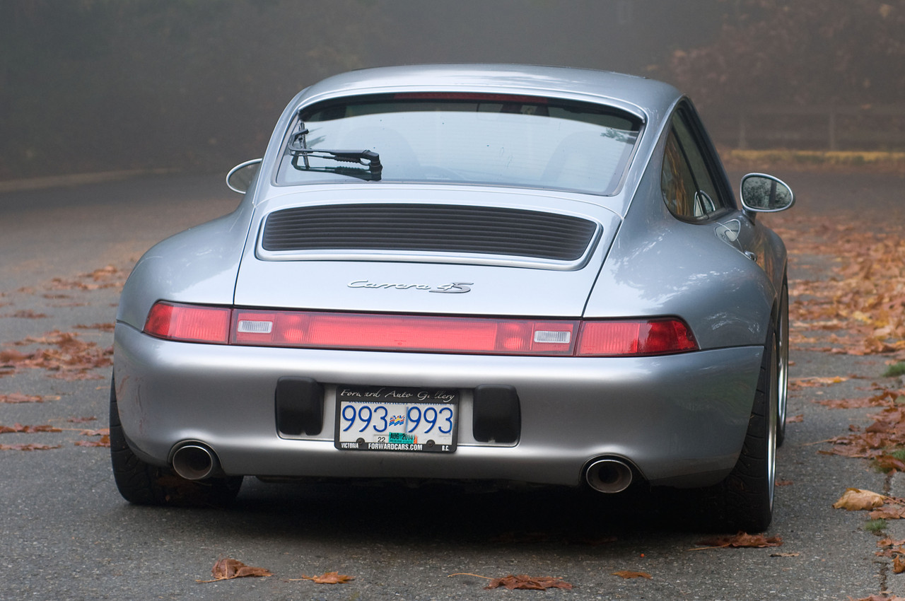 Listing All Cars >> 1996 Porsche 911 (993) C4S - Forward Auto Gallery
